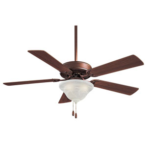 Contractor Oil Rubbed Bronze 52-Inch Energy Star Ceiling Fan