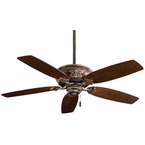 Classica Patina Iron 54-Inch Ceiling Fan