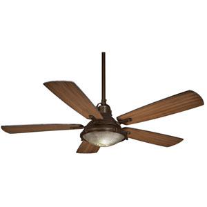 Groton Oil Rubbed Bronze 56-Inch Two-Light Fan