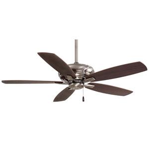 Kola Pewter 52 Inch Blade Span Ceiling Fan