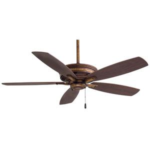 Minka Aire Kafe Kocoa 52 Inch Blade Span Ceiling Fan F695