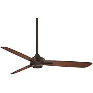 Rudolph Oil Rubbed Bronze 52-Inch Fan
