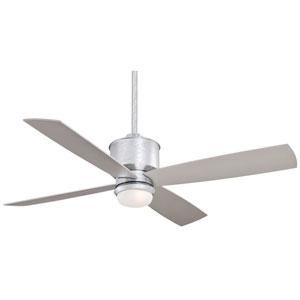 Strata Galvanized 52 Inch Blade Span Ceiling Fan