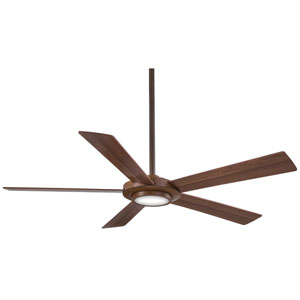 Sabot Distressed Koa 52-Inch Ceiling Fan