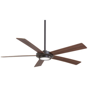 Sabot Oil Rubbed Bronze 52-Inch Ceiling Fan