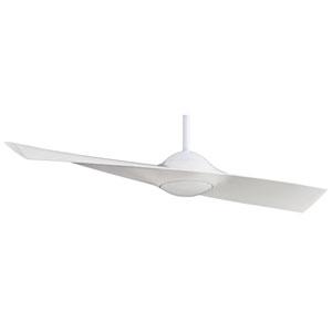 Wing White 52-Inch Ceiling Fan