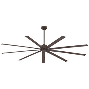 Xtreme Oil Rubbed Bronze 96-Inch Ceiling Fan