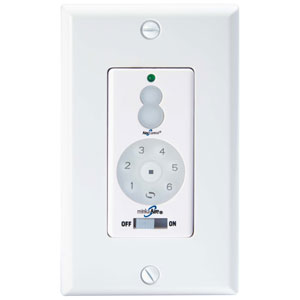 WC500 DC Fan Wall Remote Control
