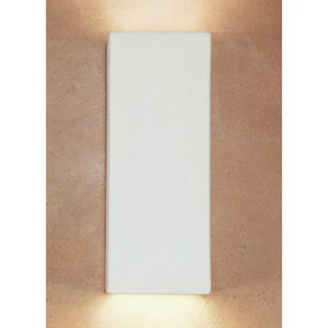 Satin White Gran Flores Wall Sconce