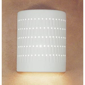 Khios Bisque Wall Sconce