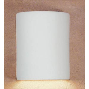 Leros Bisque Wall Sconce