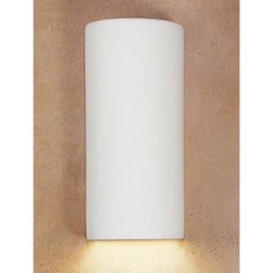 Skyros Bisque Wall Sconce