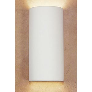 Chios Bisque Wall Sconce