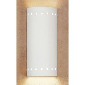 Kythnos Bisque Wall Sconce