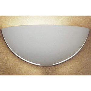 Great Capri Half-Moon Wall Sconce