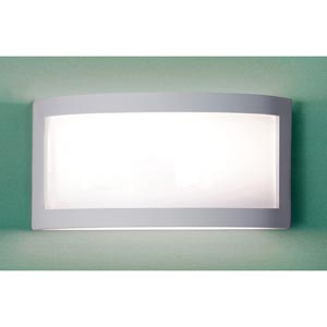 Translucency Satin White Wall Sconce
