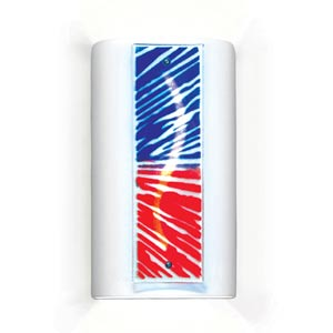 Jewel Fourth of July Wall Sconce