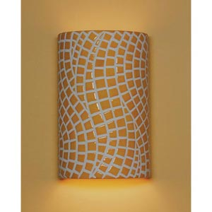 Channels Sunflower Yellow Wall Sconce