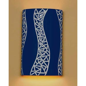 Passage Cobalt Blue Wall Sconce