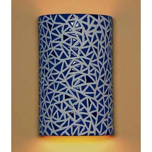 Impact Cobalt Blue Wall Sconce