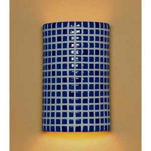 Confetti Cobalt Blue Wall Sconce
