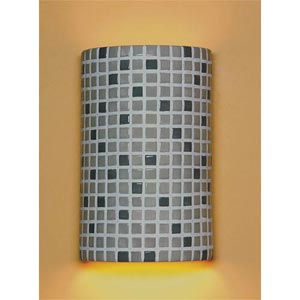 Confetti Gray Wall Sconce