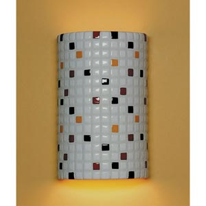 Confetti Multicolor Wall Sconce