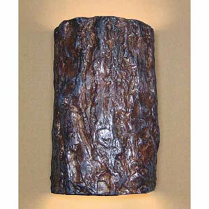 Bark Wall Sconce