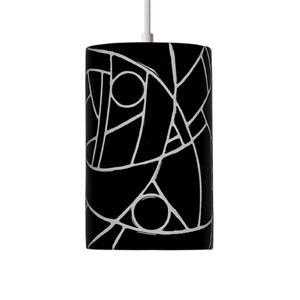 Picasso Black Pendant