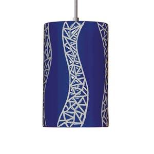 Passage Cobalt Blue Pendant