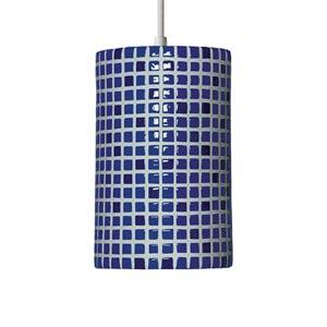 Confetti Cobalt Blue Pendant