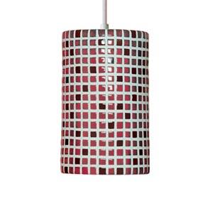 Confetti Matador Red Pendant