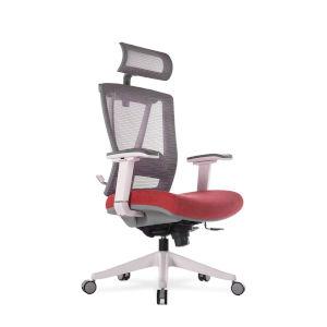 Autonomous Red Premium Ergonomic Office Chair