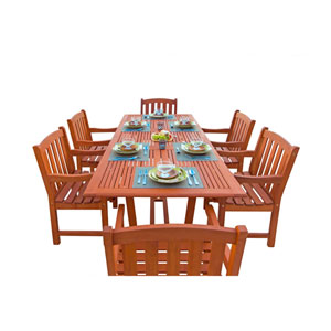 Airblade Seven-Piece Dining Set 2