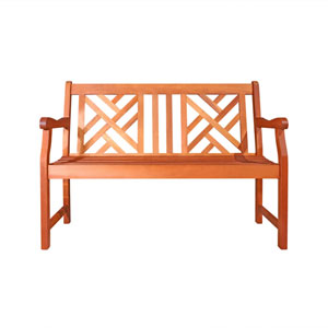 Outdoor Two-Seater Atlantic Bench