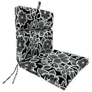 Halsey Shadow 22 x 44 Inch Outdoor Chair Cushion
