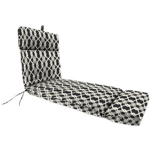 Hedda Tuxedo 22 x 72 Inches Universal Lounge Cushion