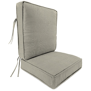 Spectrum Dove 2-Piece Attached Deep Seat Cushion