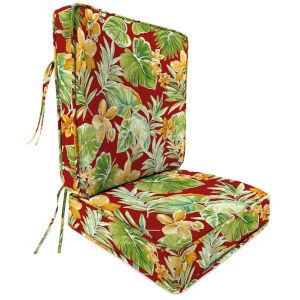 Beachcrest Poppy 22 x 24 Inches Two-Piece Deep Seat Chair Cushion