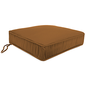 Canvas Cork 22.5-Inch x 21.5-Inch x 5-Inch Outdoor Deep Seat Chair Cushion- 1 Pack