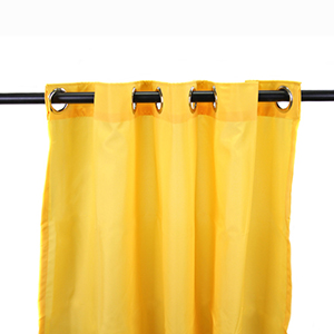Dandelion Outdoor Curtain Panel