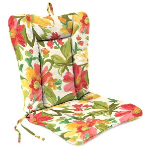 Elberta Sunbright Wrought Iron Chair Cushion