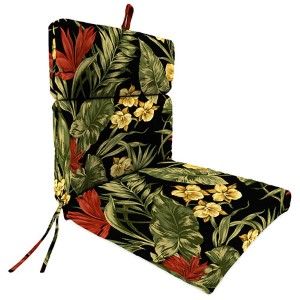 Sunset Ebony Universal Chair Cushion