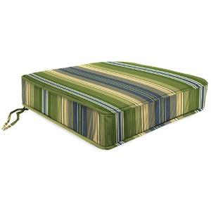 Calista Stripe Delft Deep Seat Cushion