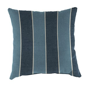 Wickenburg Indigo 18-Inch Square Toss Pillow