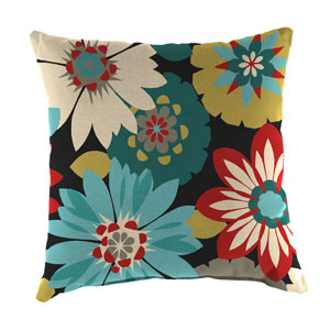 Orlato Fiesta 18-Inch Square Toss Pillow