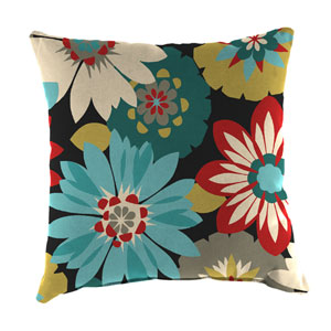 Orlato Fiesta 16-Inch Square Toss Pillow