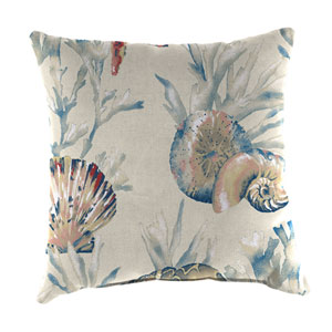 Daytrip Sailor 16-Inch Square Toss Pillow