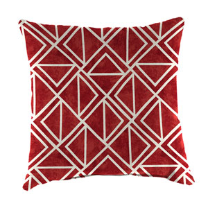 16-Inch Square Toss Pillow