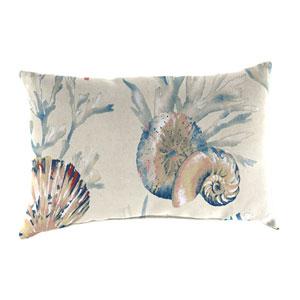 Daytrip Sailor Rectangular Toss Pillow